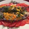 プラーヌンマナオ 蒸し魚のマナオソースがけ