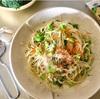 【お鍋ひとつで効率よく】ブロッコリーとガーリックの爽やかレモンパスタ