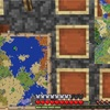 BE版マイクラ地図に目印をつけてみた