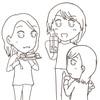 三姉妹スイーツデート