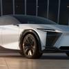 レクサス 新しいデザインのEVコンセプトモデル『LF-Z Electrified』を公開