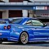 R34 GT-R(BNR34)が1700万円オーバー!今後は国産スポーツカーの価格全体が上がっていく
