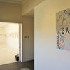 〈Art〉地域活動支援センターひびきに通う二人の「2人展」開催しています