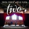 《音楽の楽しい連鎖(J-003~1~3~2~1)》『Chick Corea(チック・コリア)& Béla Fleck(ベラ・フレック)/Two【AMU】』チックとベッラのモッダ~ン・インプロ対決じゃ!v^^