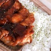 【コンビニグルメ】ローソンのガーリック醤油チキンステーキ弁当が美味かった✨