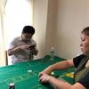 ポーカー→牛牛→クロスワードな一日