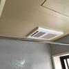 12月26日  浴室暖房乾燥機設置工事