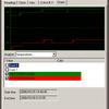 2.5インチHDDと3.5インチHDDの温度