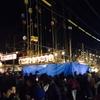 古河の奇祭 「提灯竿もみ祭り」に今年も行ってきました。2014