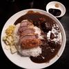 【辛口飯屋森元】西天満のビーフ、チキンの2トップカレーおいしいお店。欧風カレーは超熟成されてまろやかt。豚カツもおいしい。