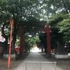 花園神社@新宿・2020年6月18日