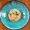 本日の朝食はほうれん草とチャーシューがたっぷり入った炒飯<おうちごはんレシピ>