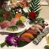 ペンサコーラのShan Kishi Japanese Hibachi  味は普通ですが盛り付け方が華やかで、有り! です…