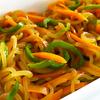 しらたきと野菜のきんぴら風炒め。