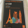 オランジュ(Orange)社のヨーロッパ周遊SIMカードは買わない方が良い唯一の理由[ヨーロッパ旅行]