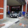 真夏の自動車博物館 館内2輪