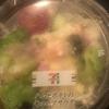 ハムとポテトのキューブサラダ
