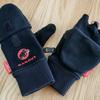 冬の撮影に欠かせない2ウェイの指出し手袋/ミトン「MAMMUT Shelter Mars Glove」