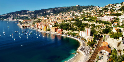 【シネマ旅】イケメン×マッチョに恋する南フランスのリゾート地