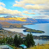 【大自然が凄過ぎるニュージーランド】ワカティプ湖に面したクイーンズタウンの絶景!!世界3位のファーグバーガー