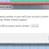 reFX Nexus2のeLicenser移行手順