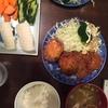 本日の夕飯(・ω・)