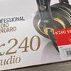 AKG K240 Studioの開封とレビュー