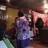day90 パラグアイで散髪:襟足は水平に剃られる