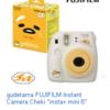 転売 めちゃ利益 FUJIFILM インスタントカメラ チェキ instax mini8 「ぐでたま」