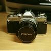 フィルムカメラを始めてみよう#2 Canon AV-1編