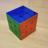 ルービックキューブを1から練習してみた