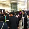 修学旅行18 京都駅に戻りました。