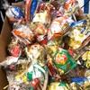 SDGsの一環で子供達にお菓子をプレゼント。200個の詰合せ袋を皆で作りました。