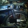 #バイク屋の日常 #ホンダ #スーパーカブ #サドルバックサポート #ワンオフ