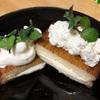 揚げアイス アイスフレンチトースト