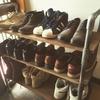 塩ビパイプで簡単DIY!配管風の靴箱で玄関をオシャレに!