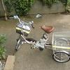 「ばあさんの自転車奮闘記」11月15日