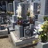 網干の墓参り