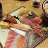 刺身定食 - 宇多美寿司