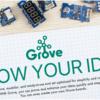 Groveシステムの信号と代表的なマイコンボード