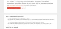 Gengo APIの検証環境「Sandbox」を利用して仮の認証と注文を行う