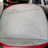 車内ルームクリーニング#13  フォルクスワーゲン/ポロ  布地/ファブリックシート 染み抜きクリーニング