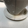 コーヒードリッパーが割れた 米糠で補修