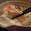 喜楽 和歌山白浜町  天然クエ鍋  海鮮料理  魚介料理  鍋料理