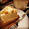 ホワイトモカケーキ
