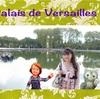 ヴェルサイユ宮殿!!広ーい庭園♪その1 ハネムーン旅行記2014 フランス&イタリア♪