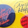 嵐 「LIVETOUR Are you Happy?2016」 公式グッズ 福岡 会場限定 バッジセット 激安通販はこちら!!