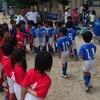 練習試合(1年生)