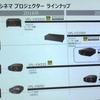 おソニー様が携帯型プロジェクターに0.37型フルHDデバイスを開発し8月より税別1万2000円で量産サンプル出荷