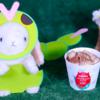 【CUPKE こだわりカカオのショコラ】ローソン 4月7日(火)新発売、LAWSON コンビニ スイーツ 食べてみた!【感想】